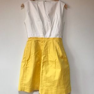Summer dress with pockets